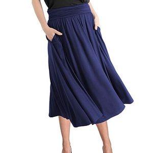 🌳 Midi skirt with Pockets!! Host Pick!!
